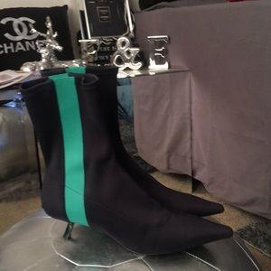 Zara Trafaluc pointy booties size 40